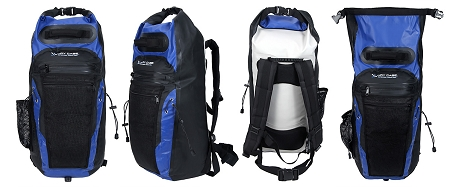 DryCase Waterproof Backpack