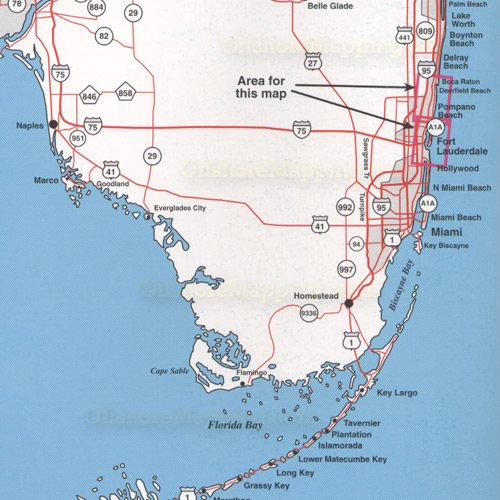 Fort Lauderdale Top Spot Charts (Port Everglades to Boca