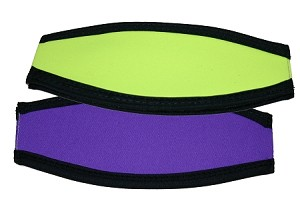Solid Color EZ Slap Wrapper - Purple/Yellow