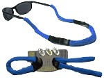 Hides Techno - 3 in 1 Sunglass Retainer and detachable strap