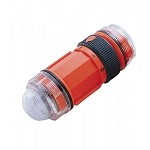 Strobe Light with Flashlight