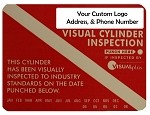 Custom VIP Sticker - Call for quote