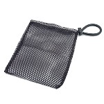 Mini Mesh Bag with Lanyard
