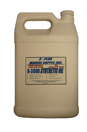 A-3000 Synthetic Compressor Oil - 5 Gallon