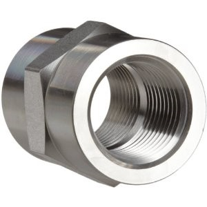 "Union Adapter - 1/4"" FNPT to 1/4"" FNPT, Stainless Steel"