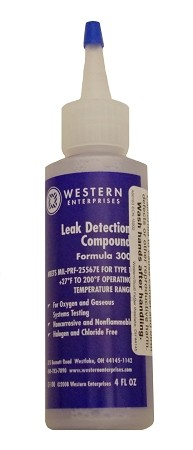 Gas Leak Detector - 8 Oz