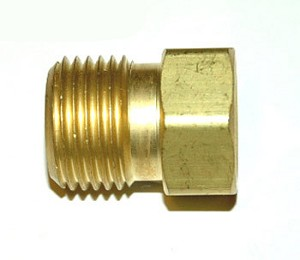 "CGA 347 to 1/4"" FNPT Adapter"