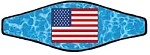 Picture Strap Wrapper - American Flag