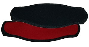 Solid Color Slap Wrapper - Black/Red