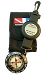 Full Size Compass with Retractor and Accessory Bag