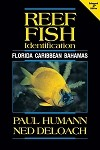 Reef Fish Identification Book