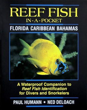 Fish In A Pocket, Reef Fish ID Book
