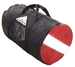 Dive Flag Zippered Dive Bag