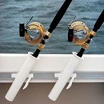 Starboard Rod Holder - Roll Control System