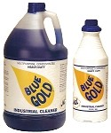 Blue Gold Cleaner Concentrate - 1 Gallon