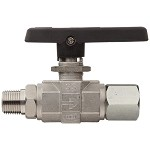 1/4 Turn On/Off Ball Valve - 1/4