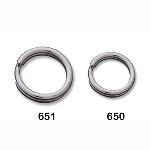 Heavy Duty Split Ring - .68 O.D.