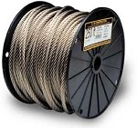 Stainless Steel Cable 3/32