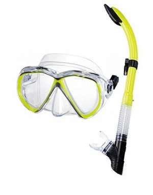 IST Adult Mask and Snorkel Set