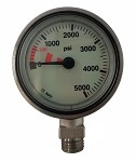 Mini Pressure Gauge Only - No Hose or Console