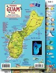 Guam Map & Fish ID Card