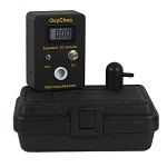 Oxycheq Expedition Carbon Monoxide Analyzer with Alarm